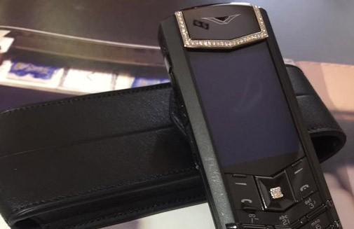 An tâm tuyệt đối khi lựa chọn điện thoại vertu cũ tại Cuongvertu.vn