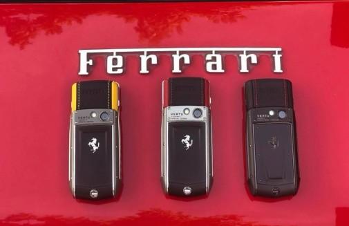 Đặc điểm nổi bật của Vertu Ascenti Ferrari
