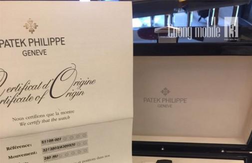 Khám phá thương hiệu đồng hồ Patek Phillipe xa xỉ nhất thế giới