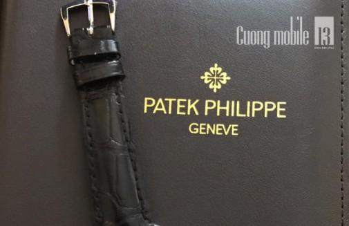 Những bật mí bạn có thể chưa biết về đồng hồ Patek Phillipe