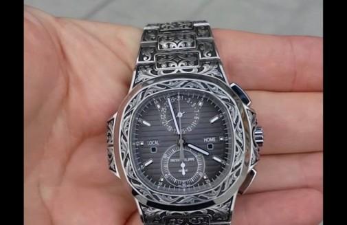 Câu chuyện về những chiếc đồng hồ Patek Philippe