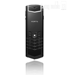 Vertu Signature Black PVD Diamonds