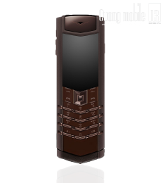 Vertu Signature S Steel Pure Chocolate