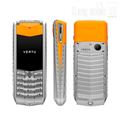 Vertu Ascent Alu Orange Rubber 90%