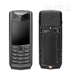Vertu Ascent Black Titanium