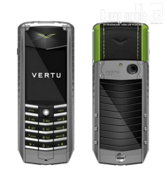 Vertu Ascent Carbon Lime