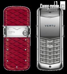 Vertu Constellation Monogram Red 99%