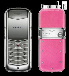 Vertu Constellation Pink 99%