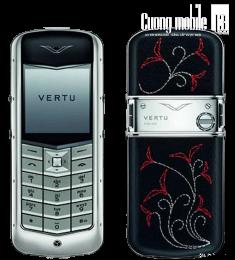 Vertu Constellation Roccoco Noir 90%