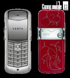 Vertu Constellation Roccoco Red 90%