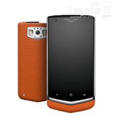 Vertu Extraordinary Orange
