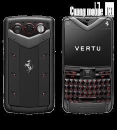 Vertu Quest Ferrari