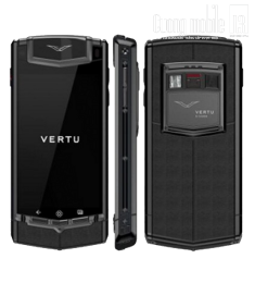Vertu Ti Pure Black