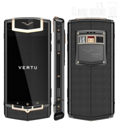 Vertu Ti Rose Gold Mixed Metal
