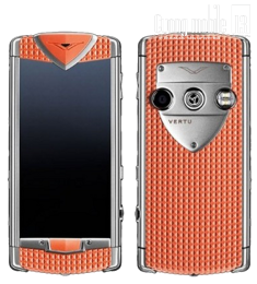 Vertu Touch Smile Red