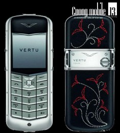 Vertu Constellation Roccoco Noir 90%