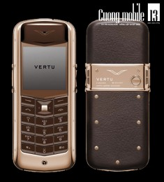 Vertu Constellation Pure Chocolate