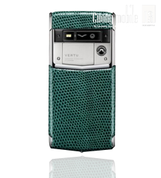 Vertu Signature Touch Night Forest Lizard