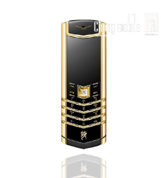 Vertu Signature Gold Dragon