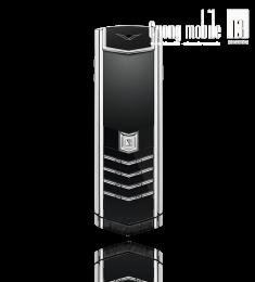 Vertu Signature S Black Alligator Stainless Steel 90%