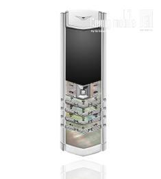 Vertu Signature S Ladies Mother of Pearl 90%