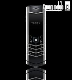 Vertu Signature S Platinum Diamond Key 90%