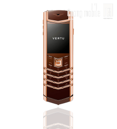 Vertu Signature S Pure Chocolate Rose Gold 90%